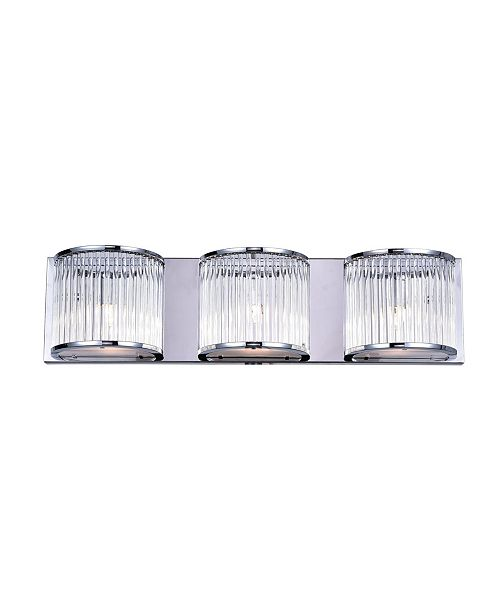 CWI Lighting CLOSEOUT! Wingard 3 Light Wall Sconce