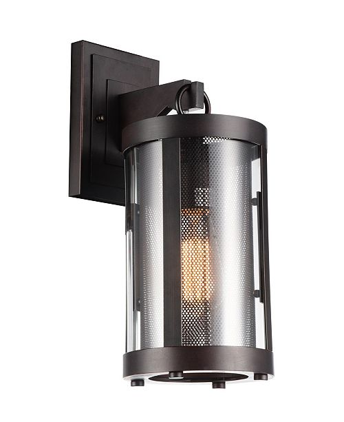 CWI Lighting CLOSEOUT! Souris 1 Light Wall Sconce