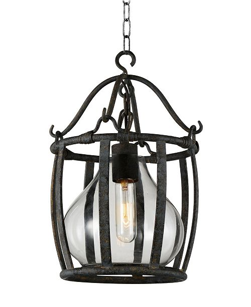 CWI Lighting CLOSEOUT! Imperial 1 Light Chandelier