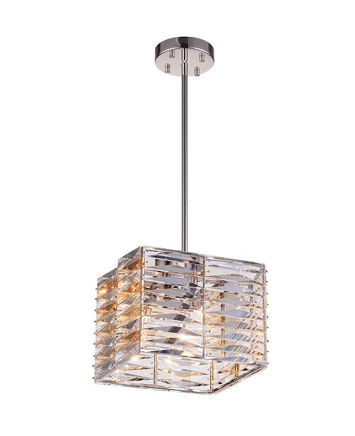 CWI Lighting CLOSEOUT! Squill 4 Light Chandelier