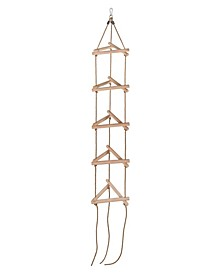 5 Steps Triangle Climbing Rope Ladder