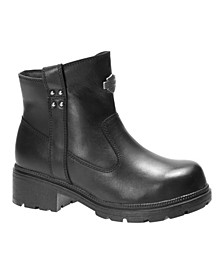 Harley-Davidson Women's Camfield Lug Sole Boot