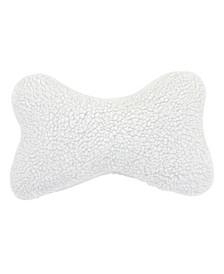 Sherpa Bone Pillow Toy, Small