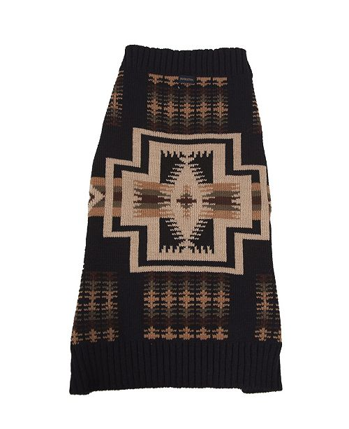 Pendleton Harding Dog Sweater, Medium