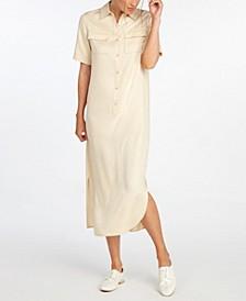 Euclid Classic Shirt Dress