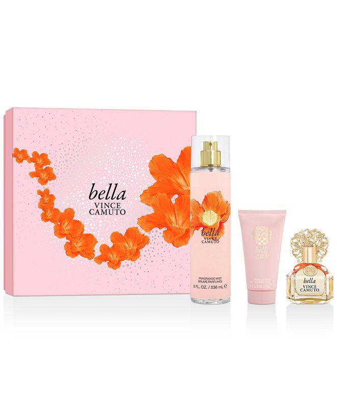 Vince Camuto 3-Pc. Bella Eau de Parfum Gift Set - Exclusive to Macy's