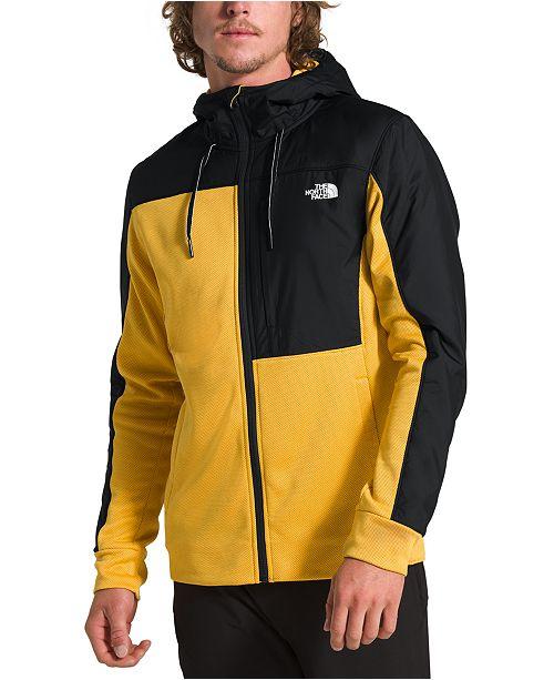 The North Face Men's Essential Full-Zip Fleece Hoodie