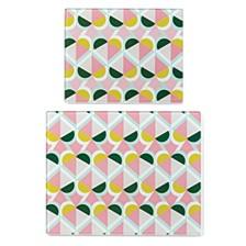 Geo Spade Prep Boards, Set of 2