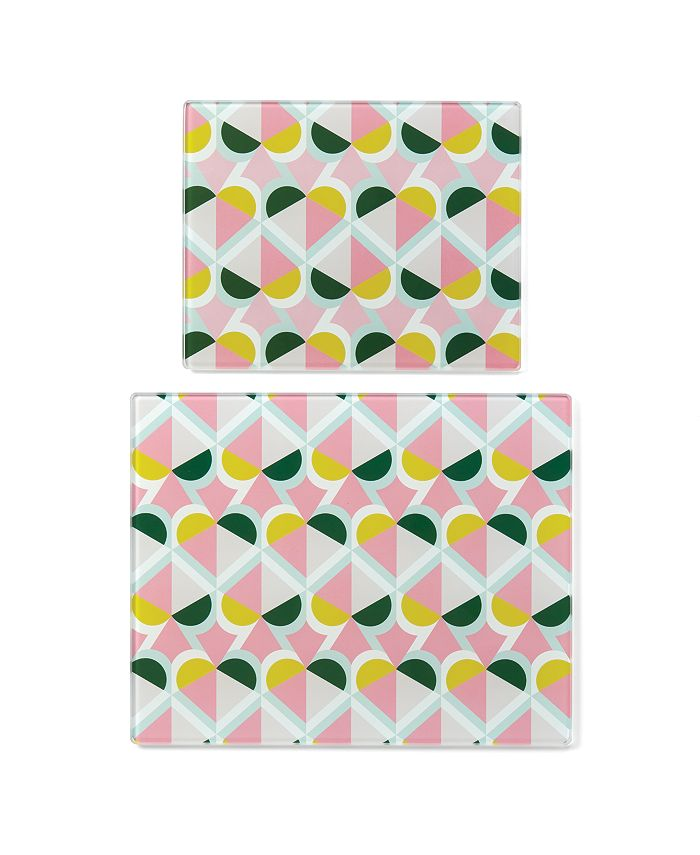 Kate Spade - Geo Spade Prep Boards Set of 2