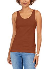 Cotton Tank Top, Created for Macy's