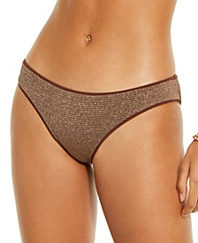Disco Sparkle Hipster Bottoms
