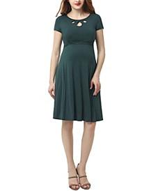 Karly Maternity Skater Dress
