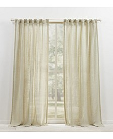 Engel Solid Tab/Rod Pocket Curtain Panel Collection
