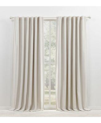 "Sallie Blackout Tab/Rod Pocket Curtain Panel, 54"" x 96"""