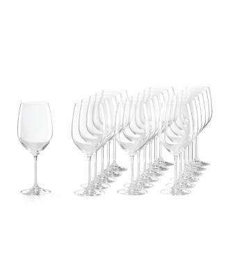 Tuscany Classics White Wine Glasses, Set of 18