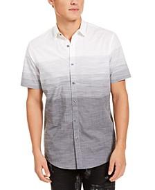 INC Men's Ombré Shirt, Created for Macy's