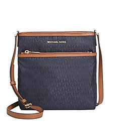 Michael Michael Kors Messenger Nylon Bag