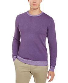 Men's Crew Neck Sweater, Created For Macy's
