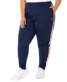 Plus Size Track Pants