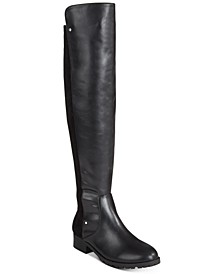 Women's Webby Over-The-Knee Boots, Created For Macy's
