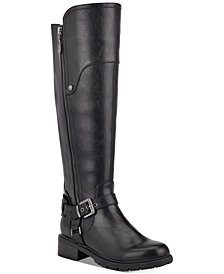 G by GUESS Tealin Wide Calf Riding Boots