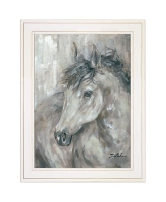 """True Spirit by Debi Coules, Ready to hang Framed Print, White Frame, 15"""" x 19"""""""