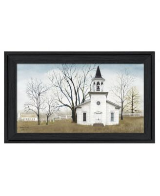 """Amazing Grace By Billy Jacobs, Printed Wall Art, Ready to hang, Black Frame, 33"""" x 19"""""""