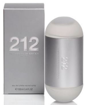 Image of 212 by Carolina Herrera Eau de Toilette Spray, 3.4 oz.