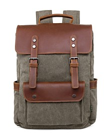 Valley Hill Canvas Backpack