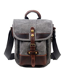 Valley Trail Canvas Messenger Bag
