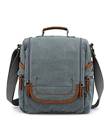 Atona Traveler Canvas Crossbody Bag