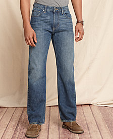 Tommy Hilfiger Men's Core Jeans, Created for Macy's , Varsity Freedom Relaxed Fit Jeans, Created for Macy's