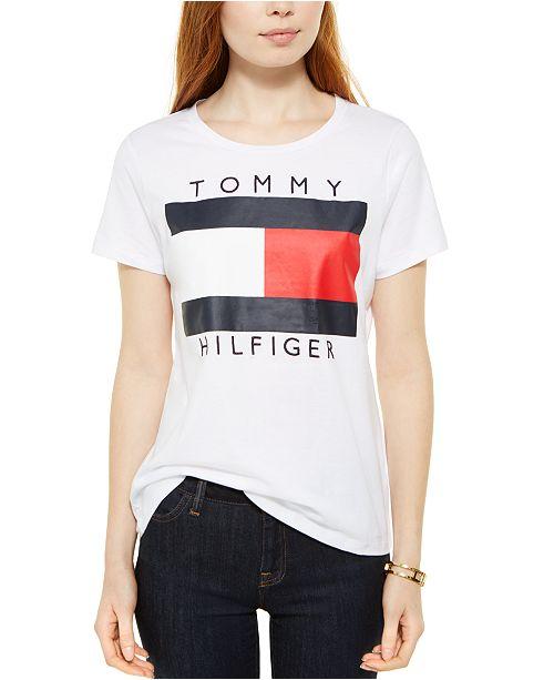 Tommy Hilfiger Cotton Logo T-Shirt