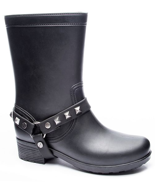 Dirty Laundry Rock Steady Rain Boots