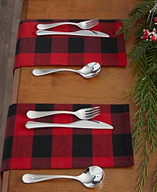 Farmhouse Living Buffalo Check Napkins, Set of 4 20x20