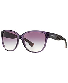 Ralph Sunglasses, RA5181 57 RA5181