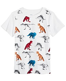 Toddler Boys Dino T-Shirt, Created For Macy's