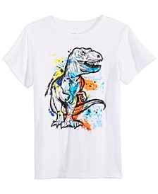 Toddler Boys Big T Rex T-Shirt, Created For Macy's