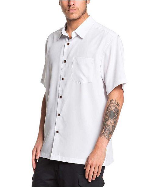 Quiksilver Quiksilver Men's Cane Island Shirt