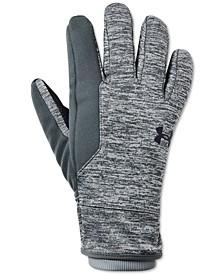 UA Men's Storm Armour Fleece Gloves
