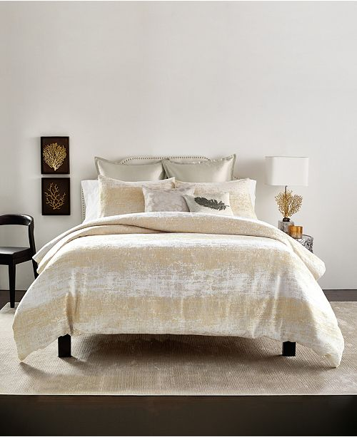 Michael Aram Texture Full/Queen Duvet Set