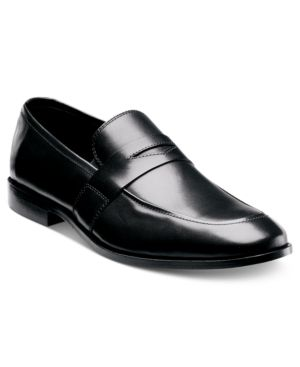 FLORSHEIM Jet Penny Loafers Men'S Shoes in Black