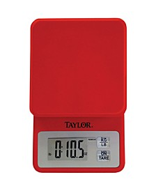 Products 11Lb Capacity Compact Kitchen Scale