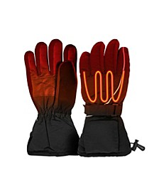 Women's AA Battery Heated Snow Gloves