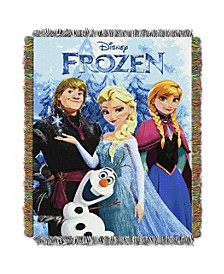 Frozen Fun Tapestry Throw