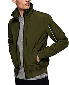 Men's Moody Light Bomber Jacket