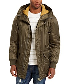 Men's Newton Hooded Parka Jacket