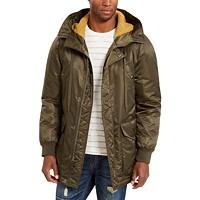 American Rag Mens Newton Hooded Parka Jacket Deals