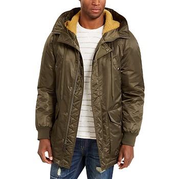 American Rag Men's Newton Hooded Parka Jacket