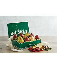 Red & Green Pears Gift Box